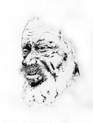 Sketch- old man
