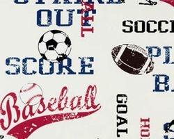Sports American Blue