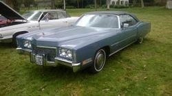 Cadillac Eldorado 1971 cabriolet