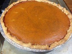 GF Pumpkin Pie