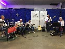 Timeless Vintage Market Singing 4/4/2015