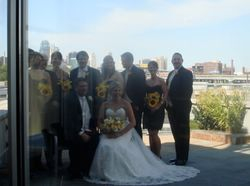 Boulevard Sunflowers
