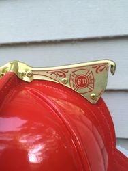 G5A - Close up of brass install
