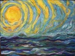Sea into Sky SOLD