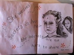 Weaving secrets