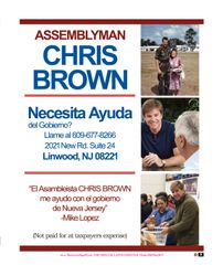 ASSEMBLYMAN CHRIS BROWN