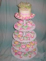 Cupcake Tree Tower