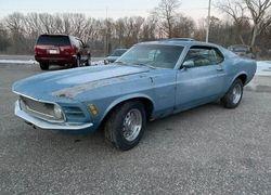 46. 70 Mustang Fastback