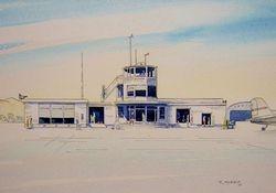 Christchurch International Airport 1950