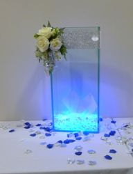 Rectangular Glass Cardbox