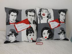 The Birthday Cushions for Anna