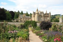 Abbotsford - home of Sir Walter Scott