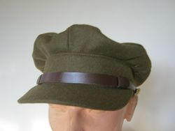 SD cap Soft, Trench cap  £70 (Trench look)