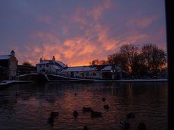Foxton Sunset