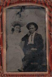 Lizzie Schell and Sam Snare
