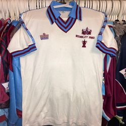David Cross worn 1980 FA Cup Final shirt