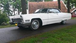 Cadillac de Ville cabriolet '67