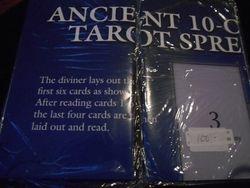 Tarotunderlag / Tarot spread