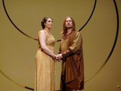 Bacchus in Ariadne auf Naxos