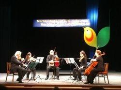 Mozart strijkkwintet