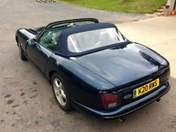 TVR Chimera in for drivability issues
