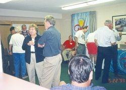Hospitality room 1999