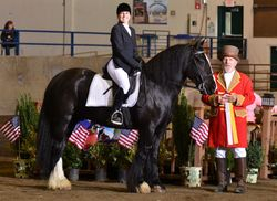 2012 Gypsy National Championships - National Champion Hunt Seat