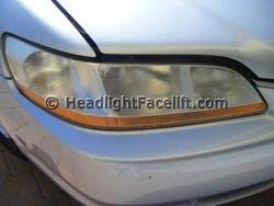 Honda Accord - Before