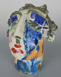Mary Jones Ceramics. Waiting for good news.  SOLD