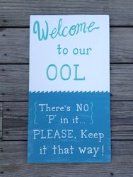 Welcome to our OOL!