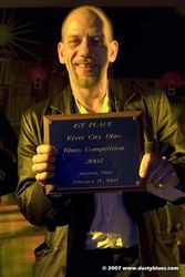 Winners of the Rivercity Blues Competition