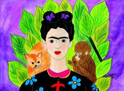 Frida and Friends