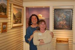 Darlene Trujillo and Marsha Judd