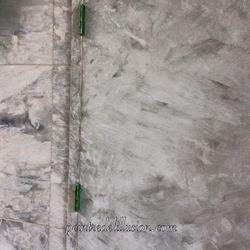 A gauche vraie marbre à droite faux marbre