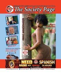 Cover Girl Marie Sanchez