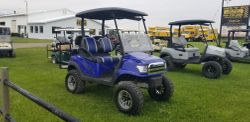 2015 Club Car Precedent with Alpha body