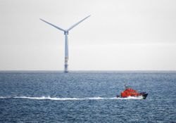 Arklow RNLI launch to assist wounded sailor