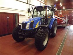 Launch Tractor Portaferry