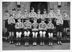 Handcross park Rugby team 1969
