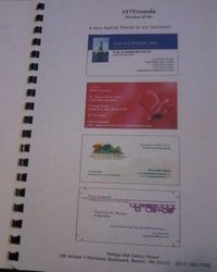 Vendor/Partner Page
