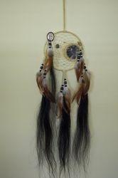 Horsehair Dreamcatcher - SOLD
