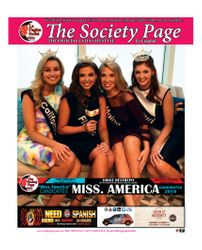 The Society Page en Espanol / MISS AMERICA 2019