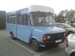 1985 Dormobile Minibus