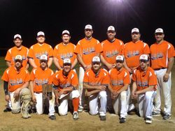 2014 Galloway Daze Tournament Champions
