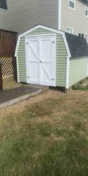8' x 10' Standard Barn