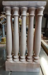 150 balusters for mansion