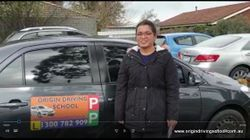 Pass First Time at Pakenham !! Well Done RiyahDee Repolido