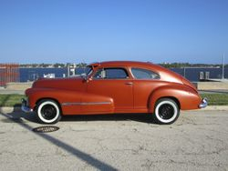 43.47 Olds 68 Torpedo coupe.