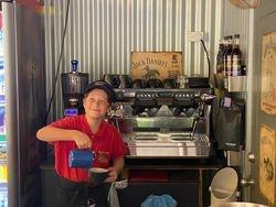 Barista Coffee.