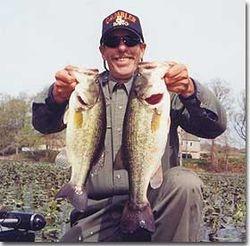 Garrisns Lake Frog Bass